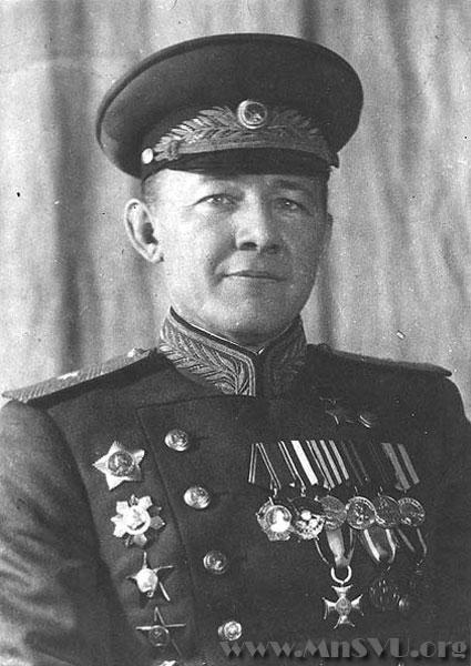 генерал-майор Дмитрий Кузьмич Мальков