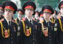 63-й выпуск Минского СВУ