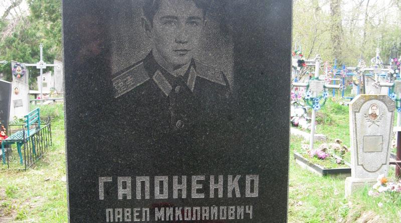 Гапоненко Павел Николаевич