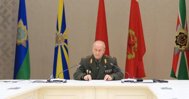 Генерал-майор Олег Алексеевич Белоконев