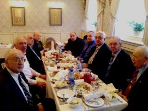 Встреча выпускников Минского СВУ 16 февраля 2019 г в честь Дня СА и ВМФ и 30-летия вывода Советских войск из Афганистана