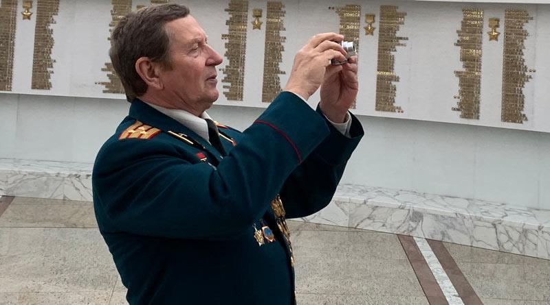 Полковник Курулёв Александр Петрович