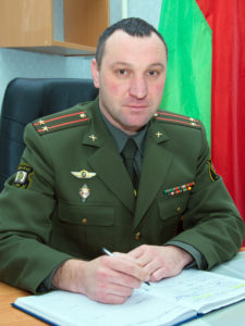 Полковник Мойсевич Дмитрий Олегович