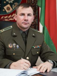 Полковник Кохан Дмитрий Николаевич