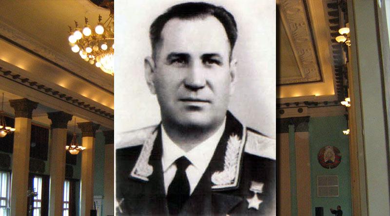 Генерал-майор Рудской Федор Андреевич