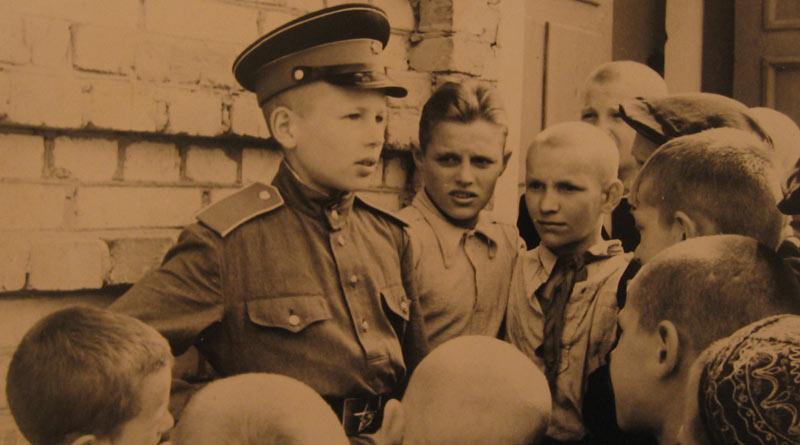 Суворовская юность