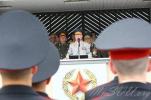 Генерал-полковник Петр Чаус