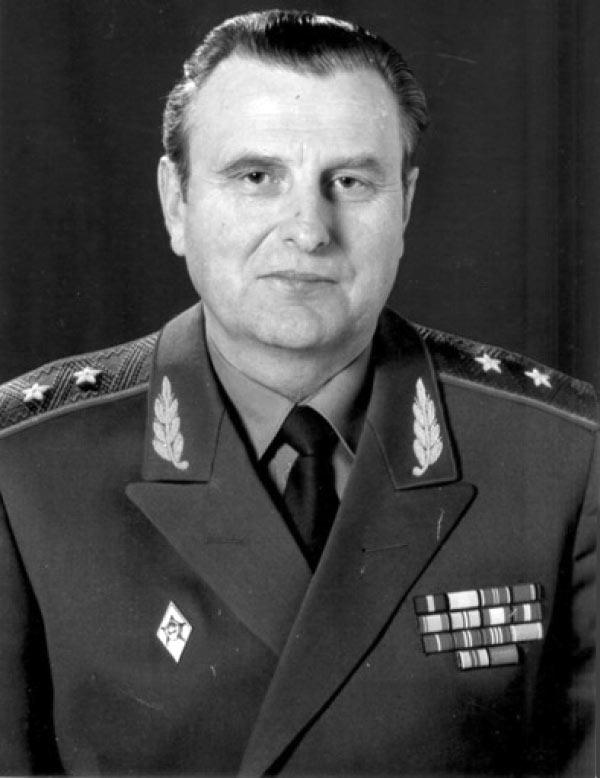 Генерал Прокопчик Г.В.