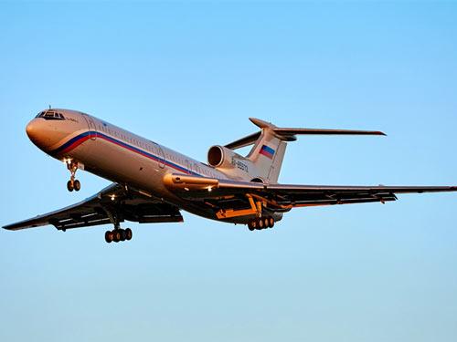 Ту-154Б-2 RA-85572