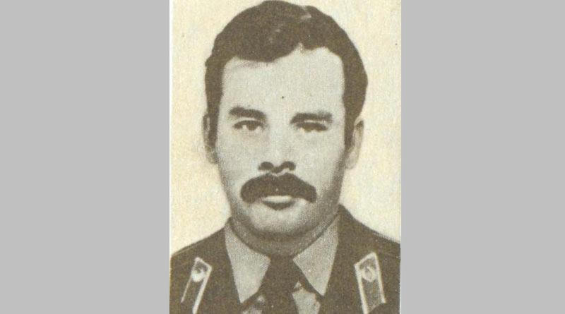 Лейтенант Г.Н. Бардан
