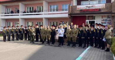 В Николаевщенском Доме ветеранов войны и труда