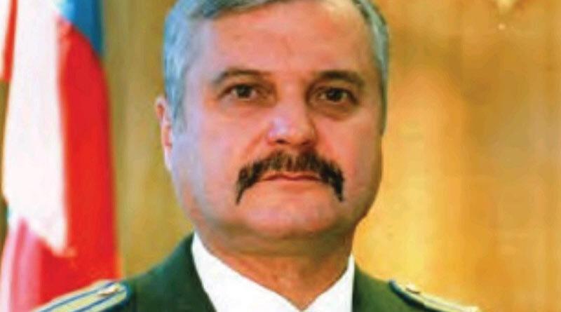 Полковник Борис Болотин