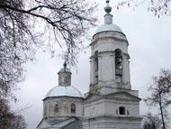 Церковь Суворов