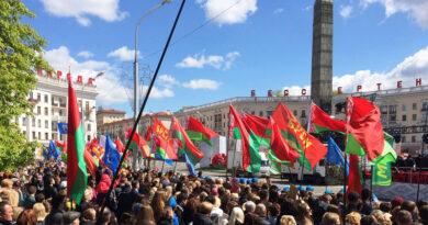 Площадь Победы в Минске