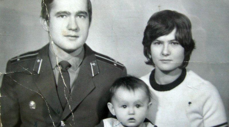 Семья Довнар