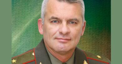 генерал-майор Демиденко Игорь Викторович
