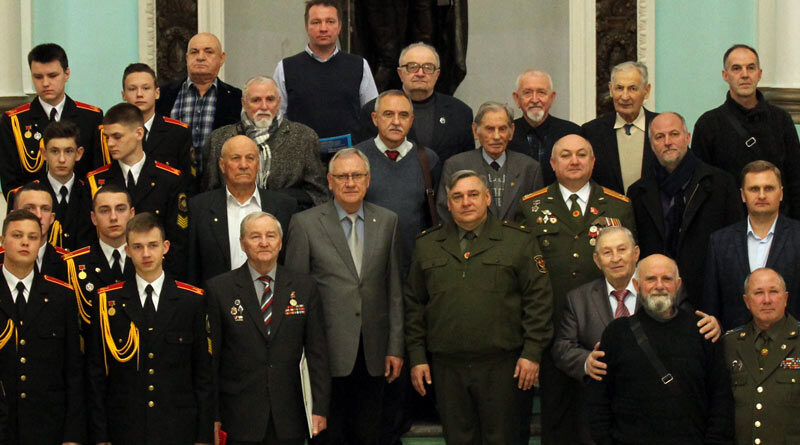 Генерал майор Александр Науменко