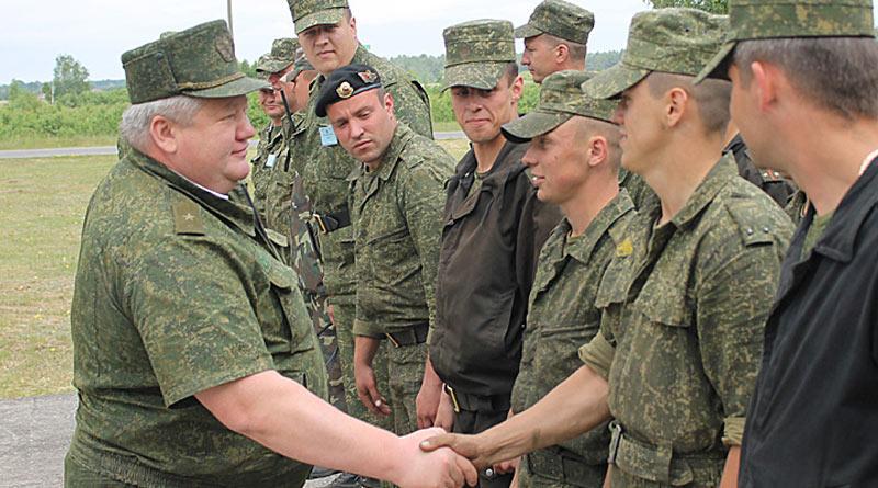Генерал Некрашевич Андрей Константинович