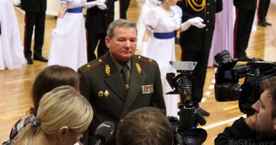 Генерал-майор Сергей Потапенко