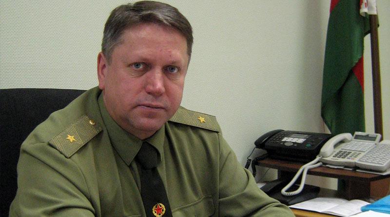 Генерал Вячеслав ШУМИЛОВ