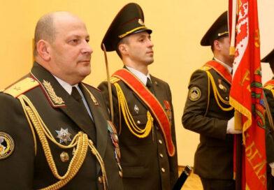 Генерал-майор Жук Андрей Владимирович
