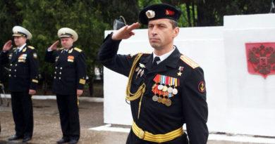 Герой Владимир Белявский