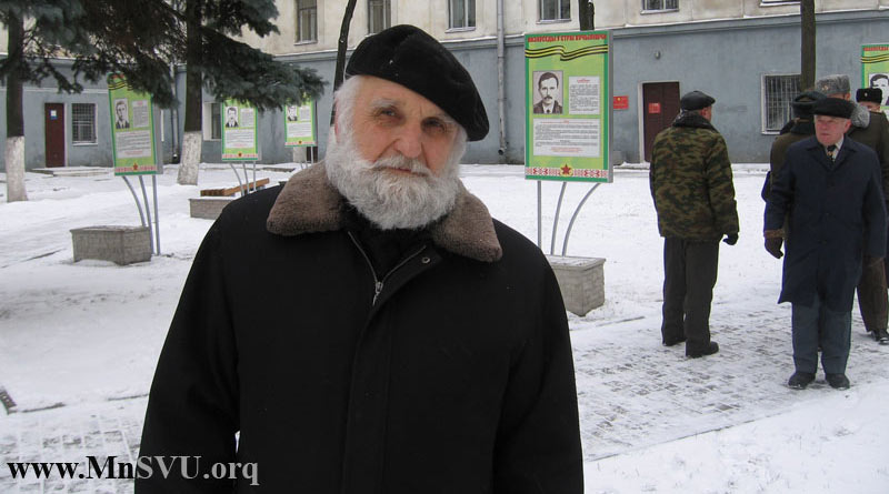 Карманов Евгений Александрович в Минском СВУ
