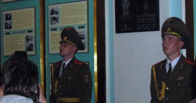 Майор Роман Катасонов