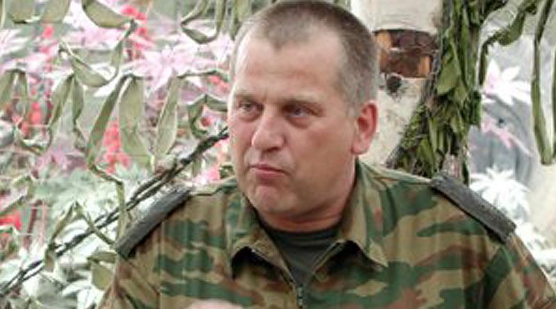 генерал-полковник Кизюн С.Н.