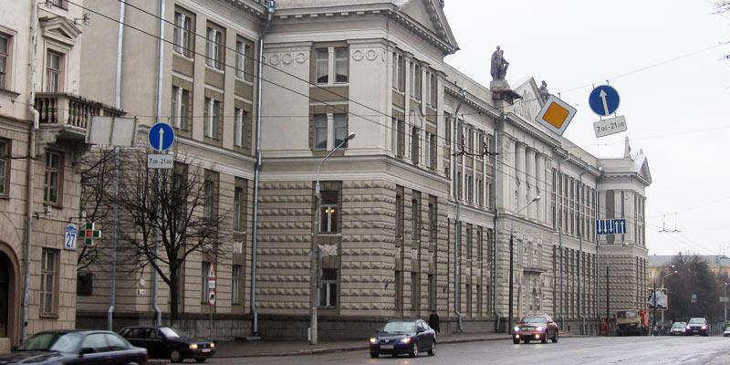 Здание СВУ