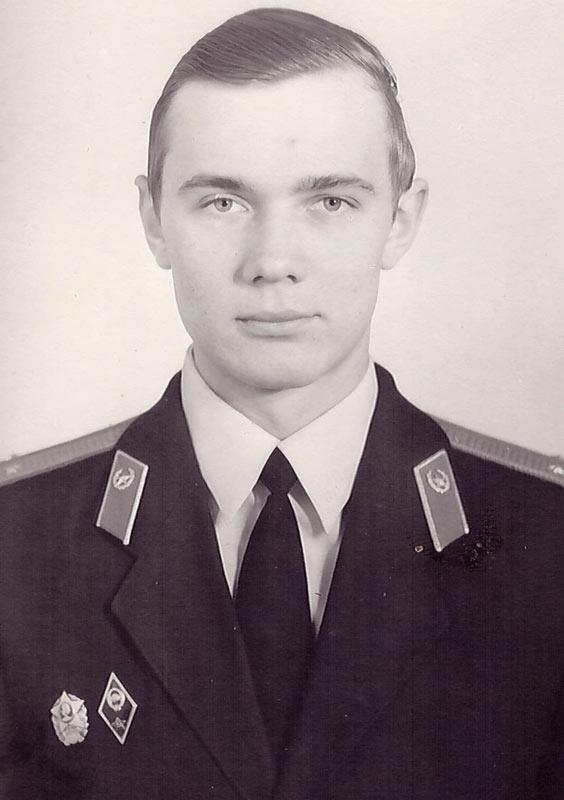 Лейтенант Швед В.А.