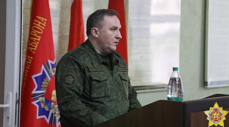 генерал-лейтенант Хренин Виктор Геннадьевич