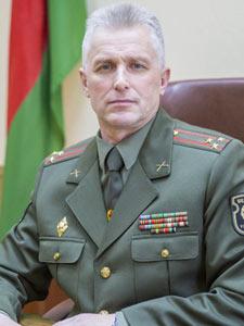 Полковник Горбатенко Андрей Михайлович