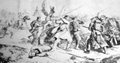 Польское восстание 1863–1864