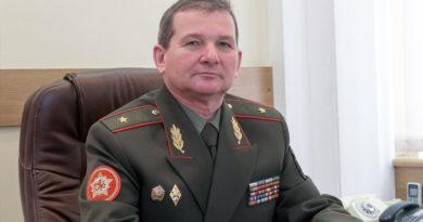 Генерал Сергей Владимирович Потапенко
