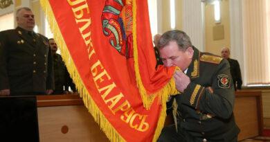 Генерал майор Сергей Потапенко