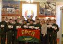 Суворовцы члены БРСМ