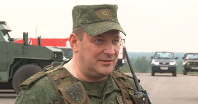Генерал Андрей Жук