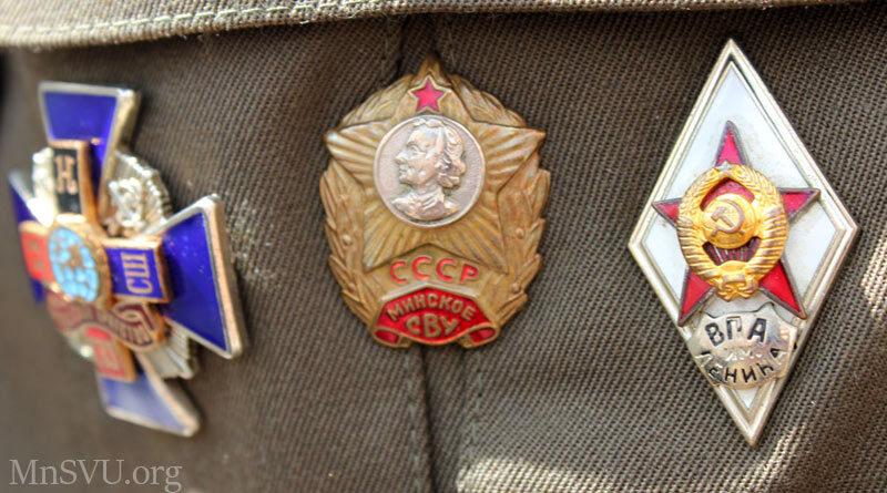 Суворовский знак